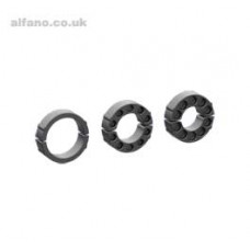 Alfano Axle adapters for Axles 40/30/25mm